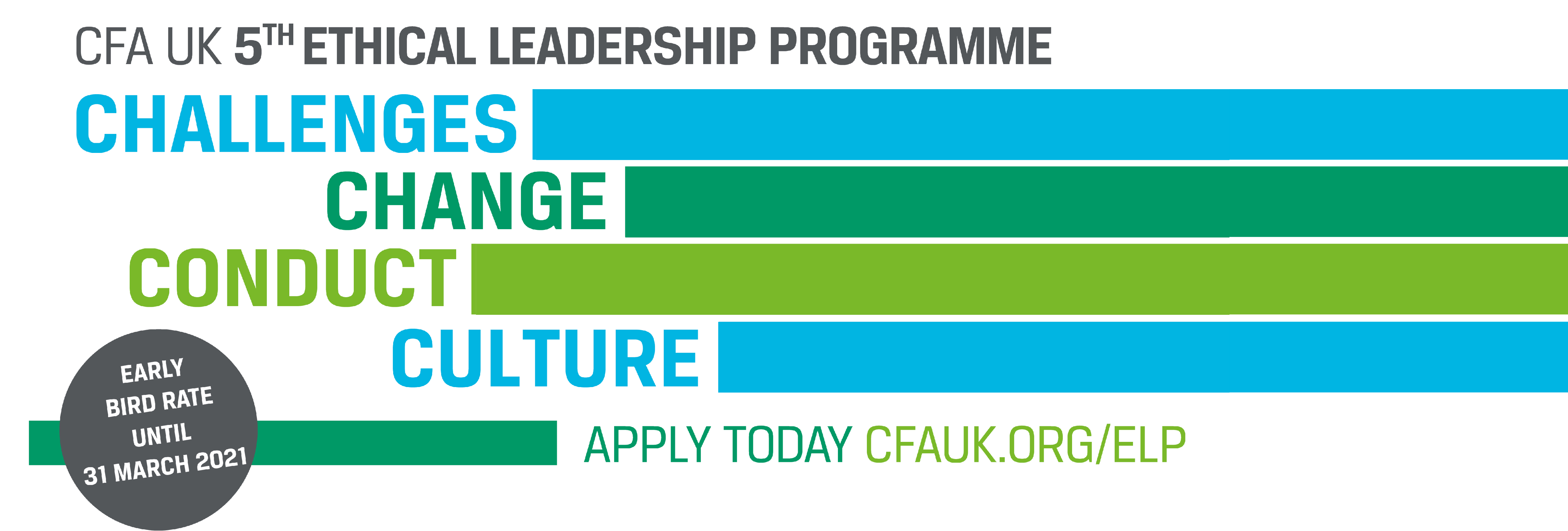 Picture of CFA UK Ethical Leadership Programme