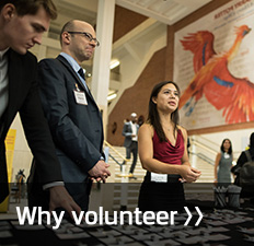 Why volunteer