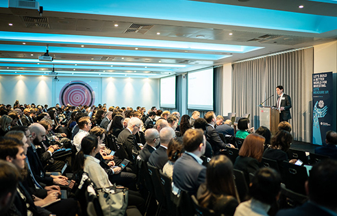 Members at CFA UK conference